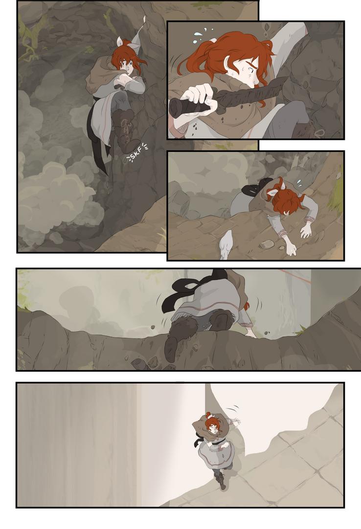 Nightbreak Chapter 6 Page 28 by Talishu
