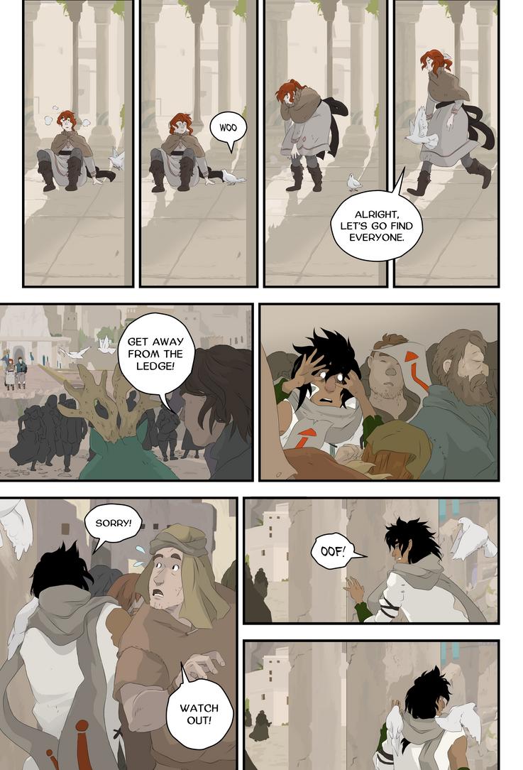 Nightbreak Chapter 6 Page 29 by Talishu