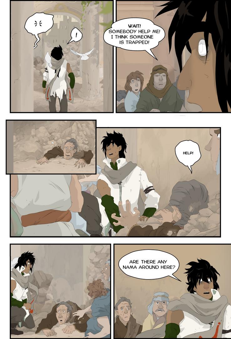 Nightbreak Chapter 6 Page 30 by Talishu