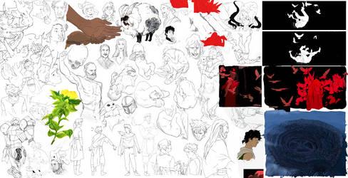 2020 Sketchdump