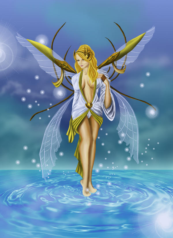 Water Fairy Pictures Water fairy by libra609
