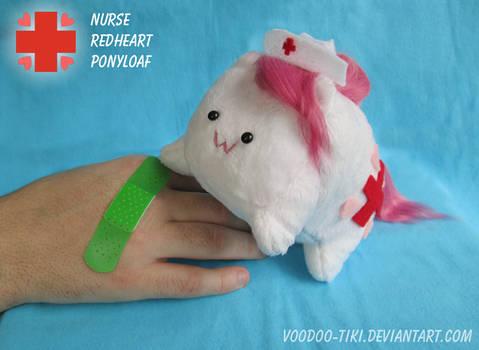 Nurse Redheart ponyloaf