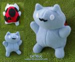 Catbug plushie