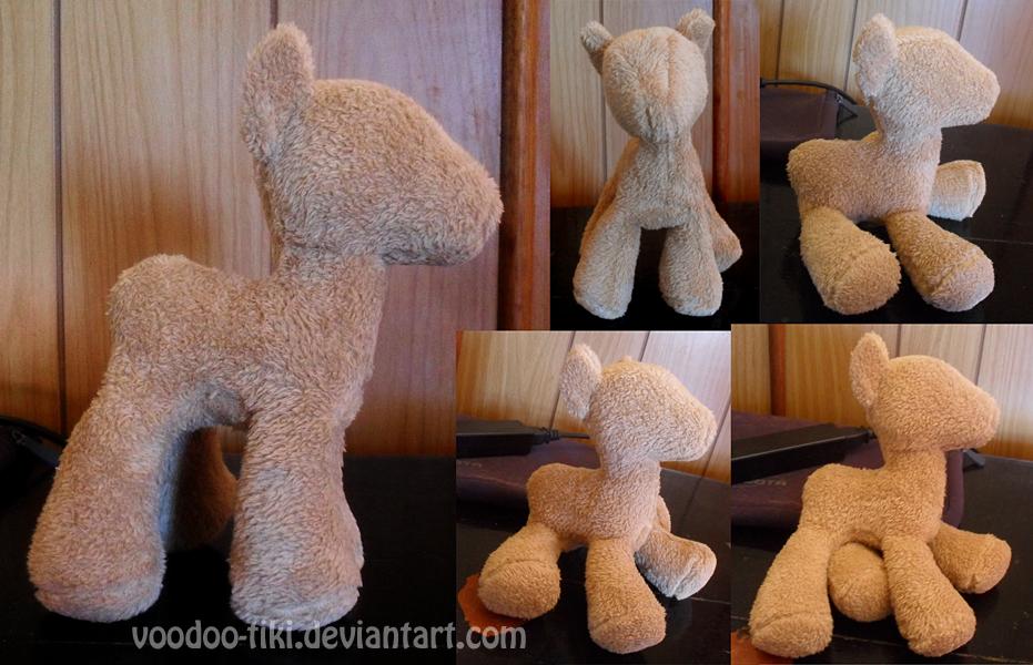 Whooves in progress by Voodoo-Tiki