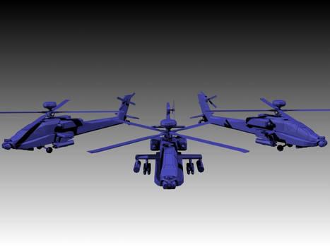 AH-64D Apache Longbow: 1