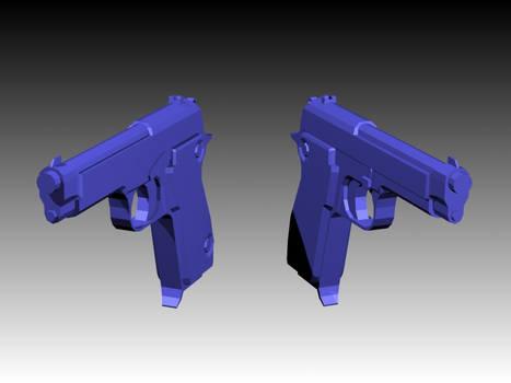 Beretta M951: 1