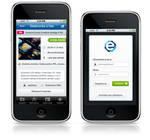 'eBazar' iPhone App UI - 1