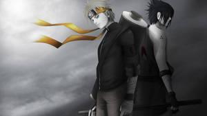 Naruto/Saske