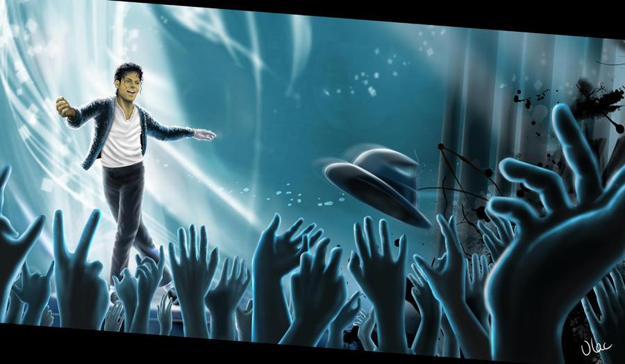 Michael Jackson's Fedora by VLAC