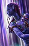 Neytiri of Pandora