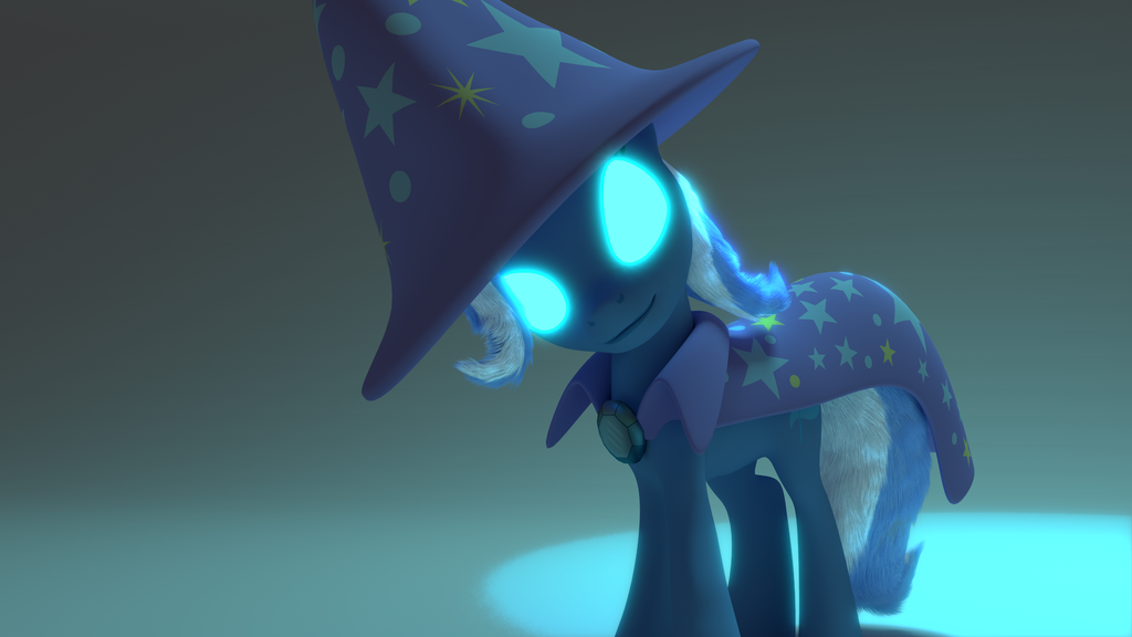 Trixie...Nuff Said- Redone With Double the Res. by Shastro
