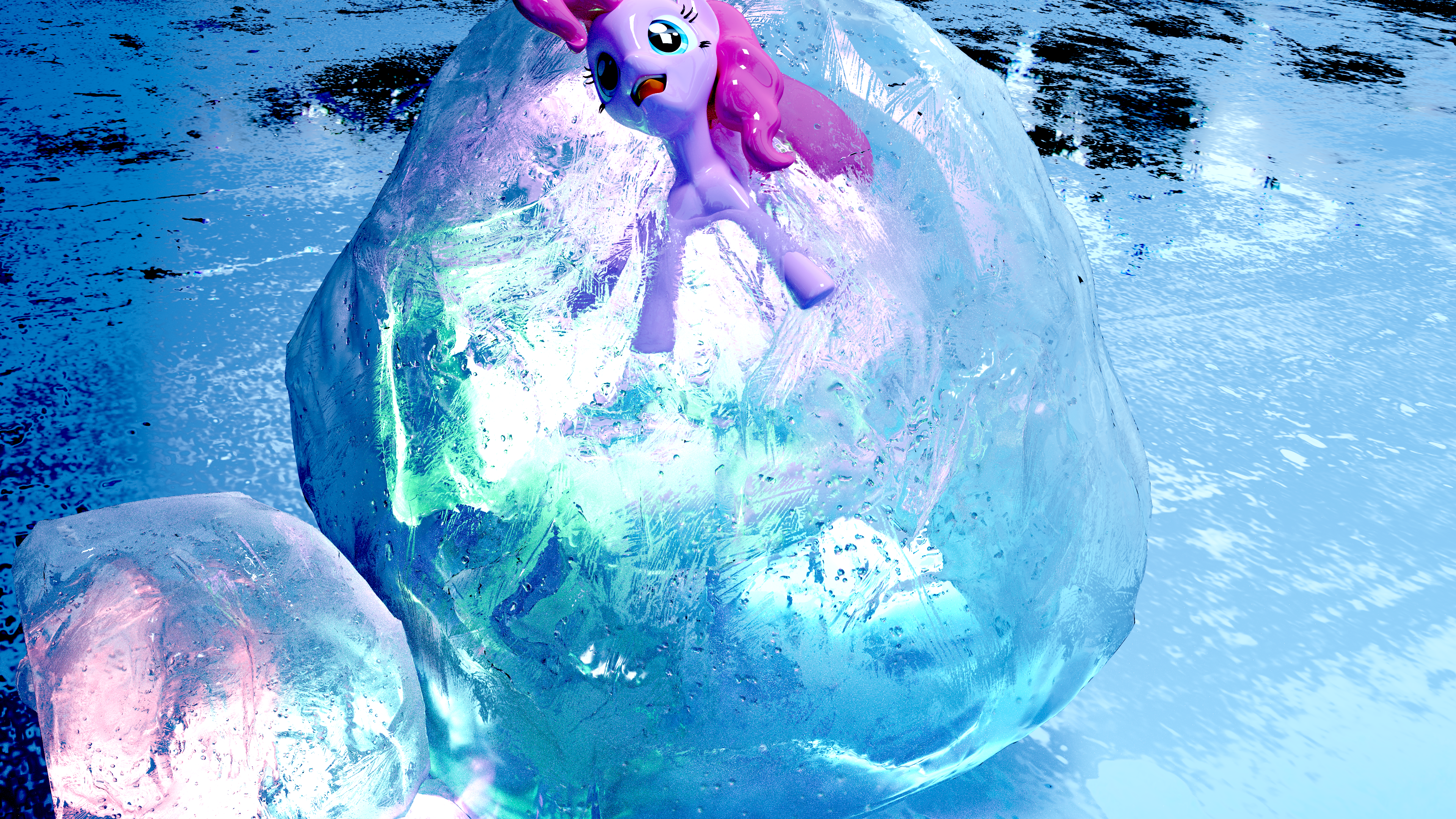 Pinkie In Ice [Final] by Shastro