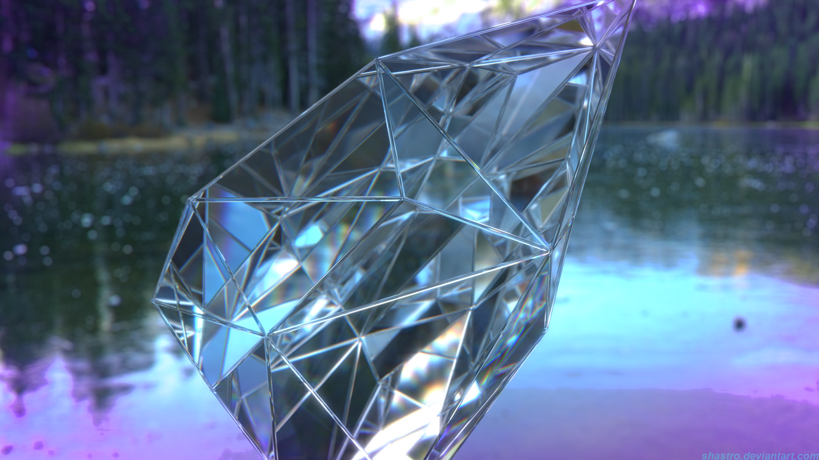 Dispersion Shader by Shastro