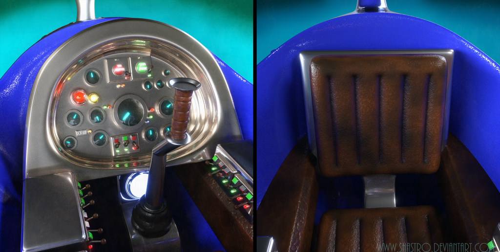 Airplane [WIP 2]- Cockpit! by Shastro