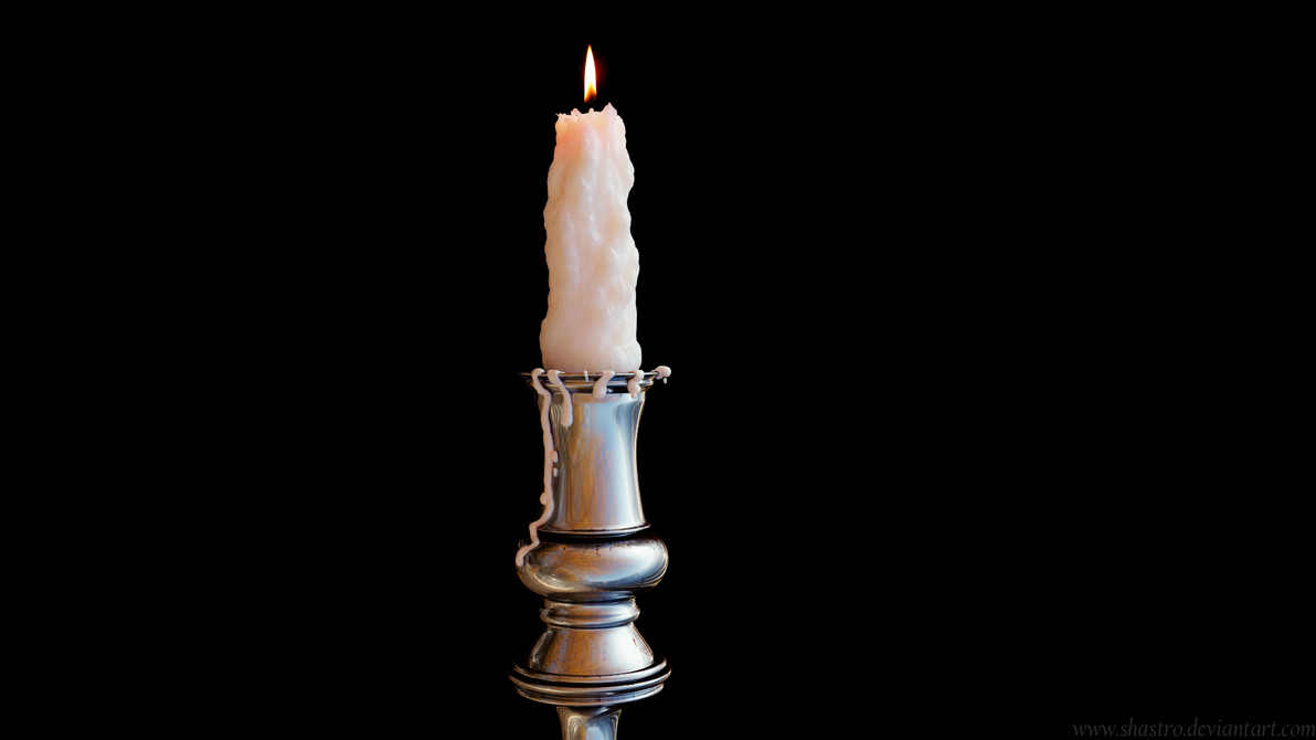 Candle by Shastro