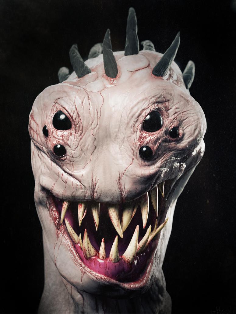 Blood Demon by Shastro