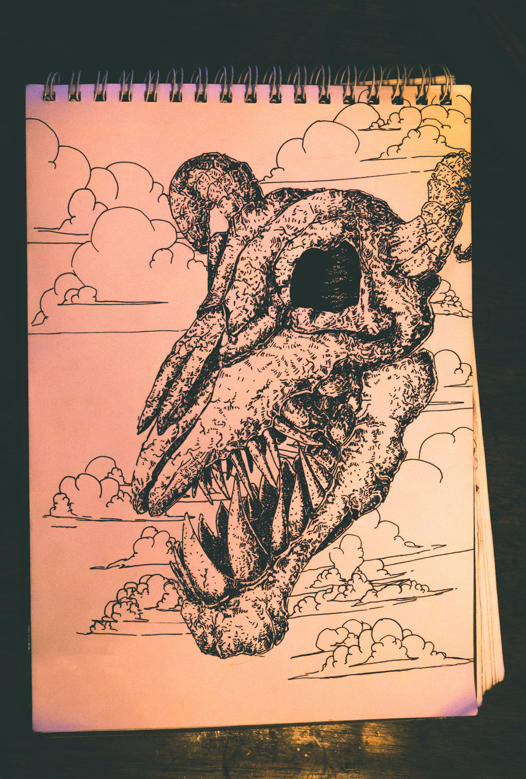 Amalgamate Skull by Shastro