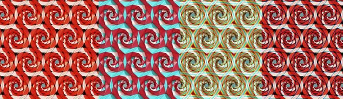 Regular 6 sided Tesselations by Shastro