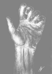 Inverted Traditional Hand Sketch