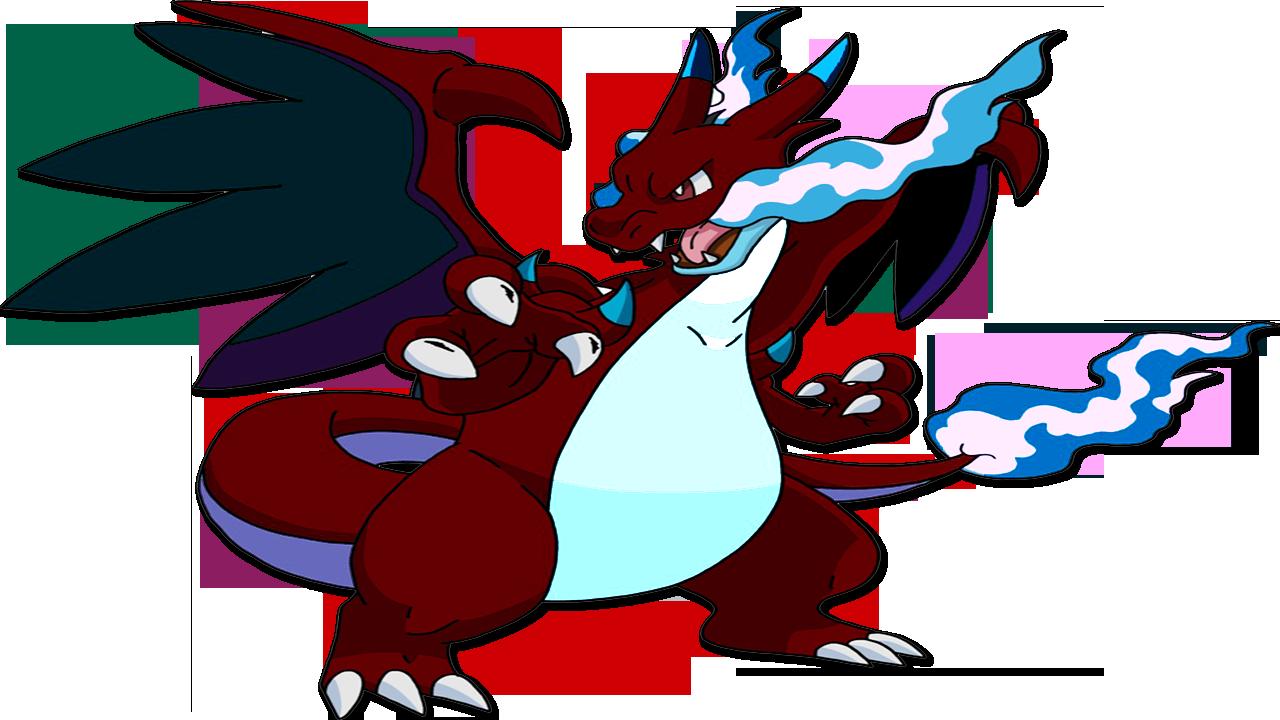 pokemon shiny charizard - 820×552