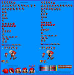 Mighty in Sonic 1 Sprites