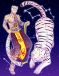Constellation Collab - White Tiger