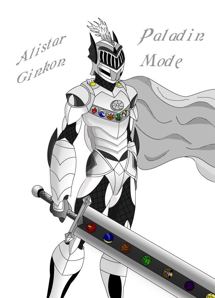 OC Alistar Ginkon by Karst96