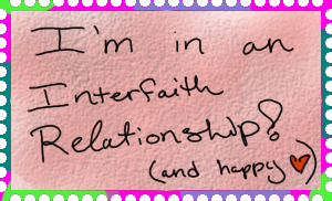 Stamp- Interfaith Relationship by SexxiVexxi