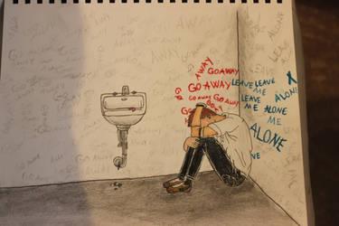 Tyler Joseph, Kitchen Sink remake of ohlittlefox by WolfzArt13
