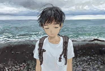 Ocean Feeling by minahamu