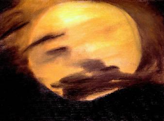 Dead Sun Rising I by Laylana