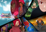 NarutoData.com Header by Michael Madlock by Michael-Madlock