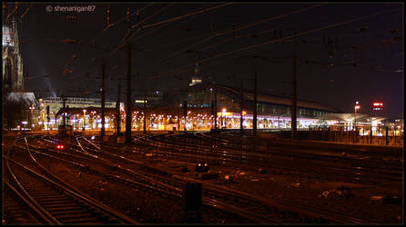 Cologne Central by shenanigan87