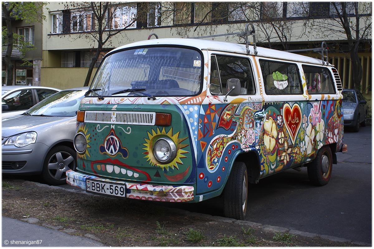hippie bus by shenanigan87 on deviantart. Black Bedroom Furniture Sets. Home Design Ideas