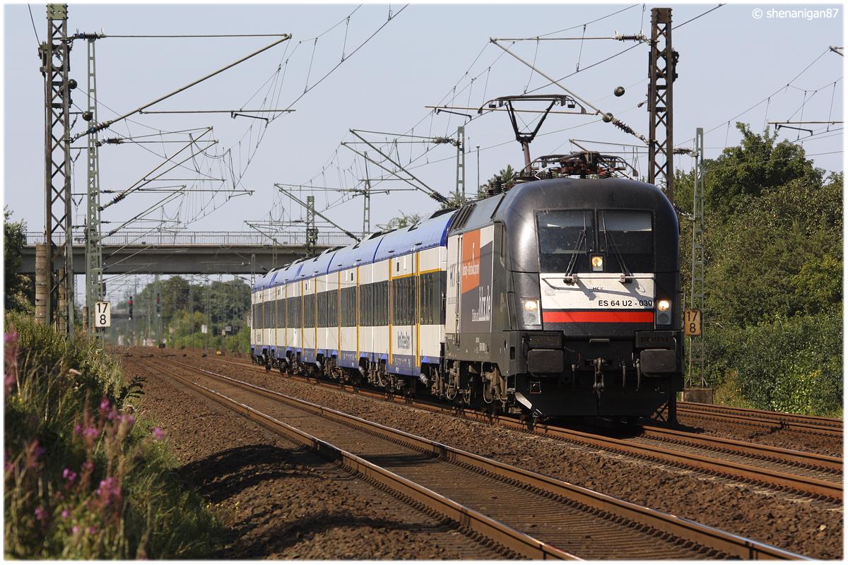 Hamburg-Cologne-Express by shenanigan87