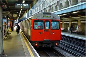 London Underground C77 Stock by shenanigan87