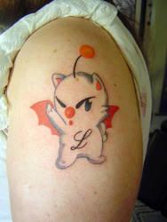 Moogle Tattoo