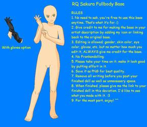 RQ Sakura Full Body Base