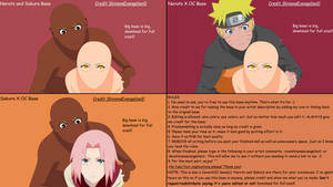 Naruto and Sakura Base