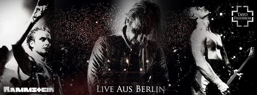 rammstein live aus berlin by tayofigueroa on deviantart. Black Bedroom Furniture Sets. Home Design Ideas