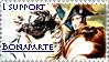 I support Bonaparte by Dellinia