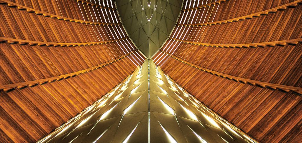 Cathedral of Christ the Light by geolio