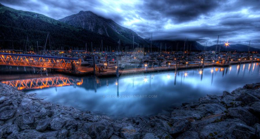 ALASKA-NDOCKS by geolio