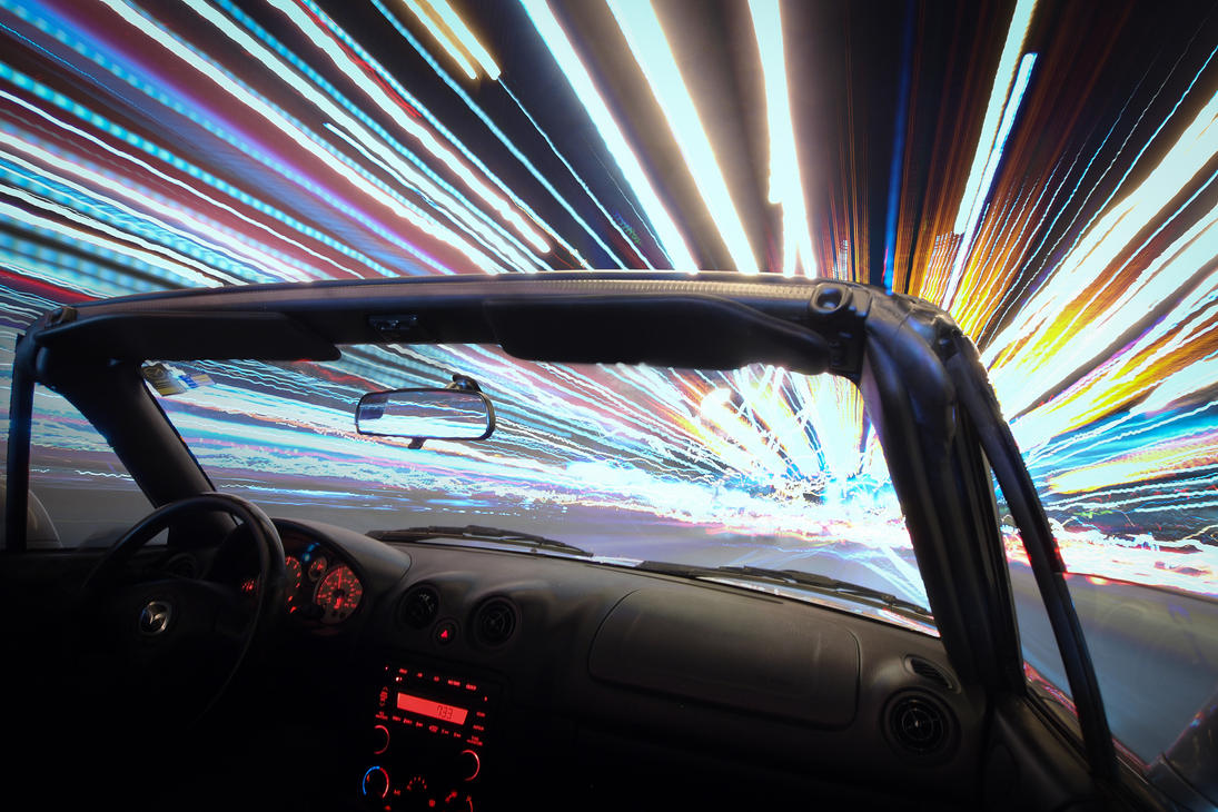 WARP Speed by geolio