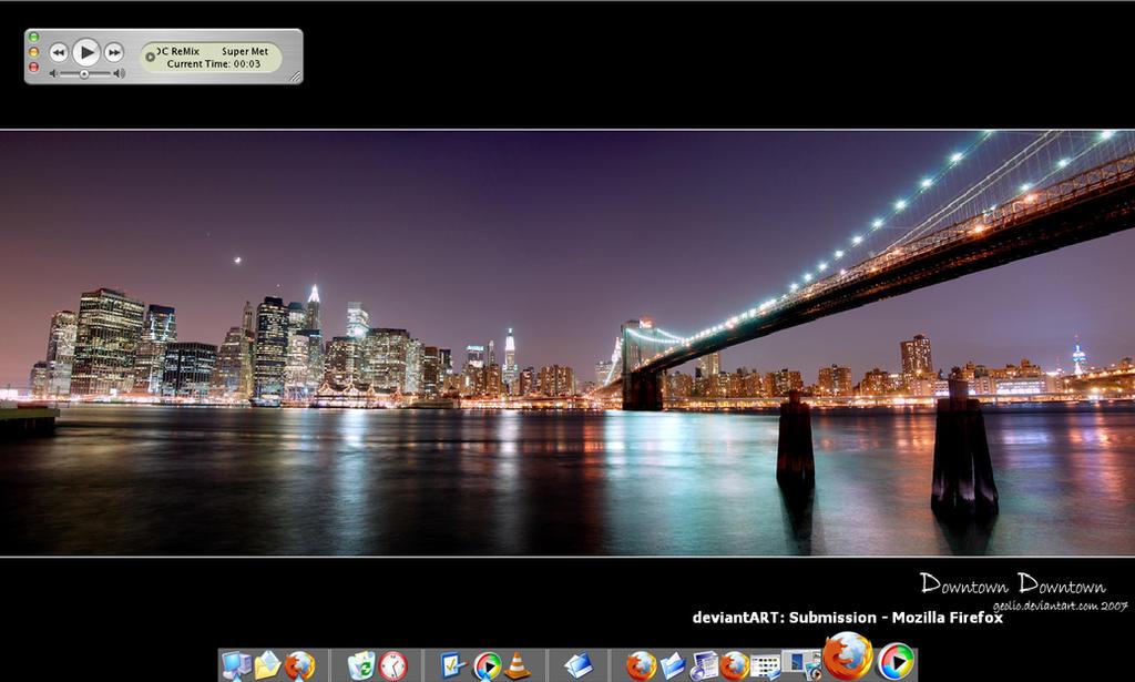 Desktop 1: Downtown Downtown