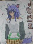 Arctic fox Mizore
