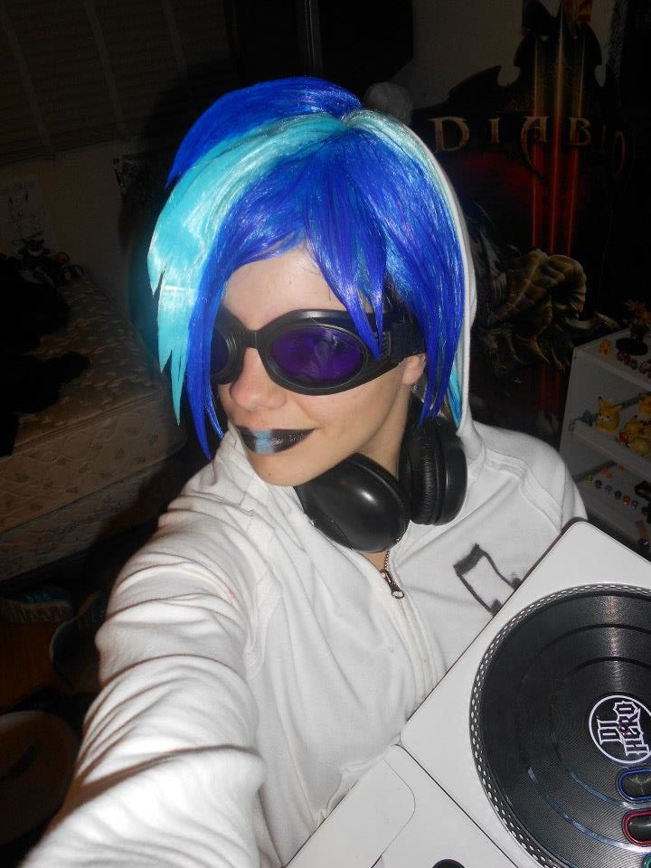 ~DJ Pon-3 cosplay preview by DRAGONSBLOOD777