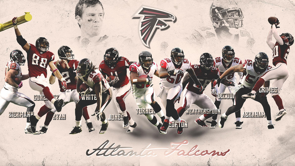 Atlanta Falcons 2018 Wallpaper Hd 64 Images: Atlanta Falcons Wallpaper By EwokHellkite On DeviantArt