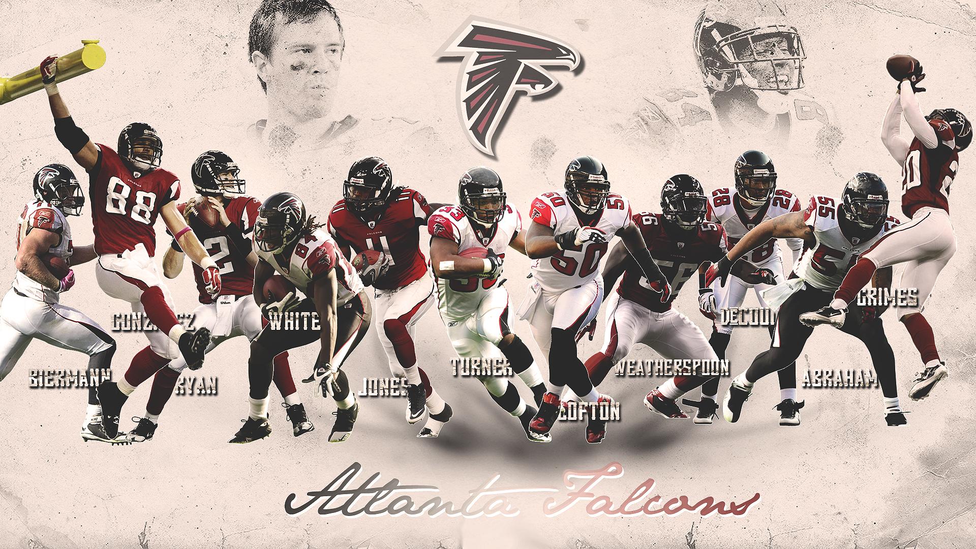 deion sanders falcons wallpaper viewing gallery