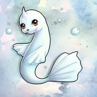 #87 - Dewgong - Pokemon Challenge by Meridot